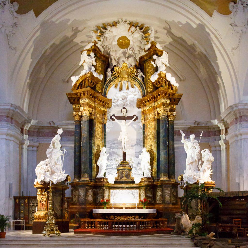 Altartavlan, Gustav Vasa Kyrka