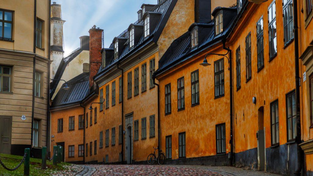 Pryssgränd, Södermalm, Stockholm