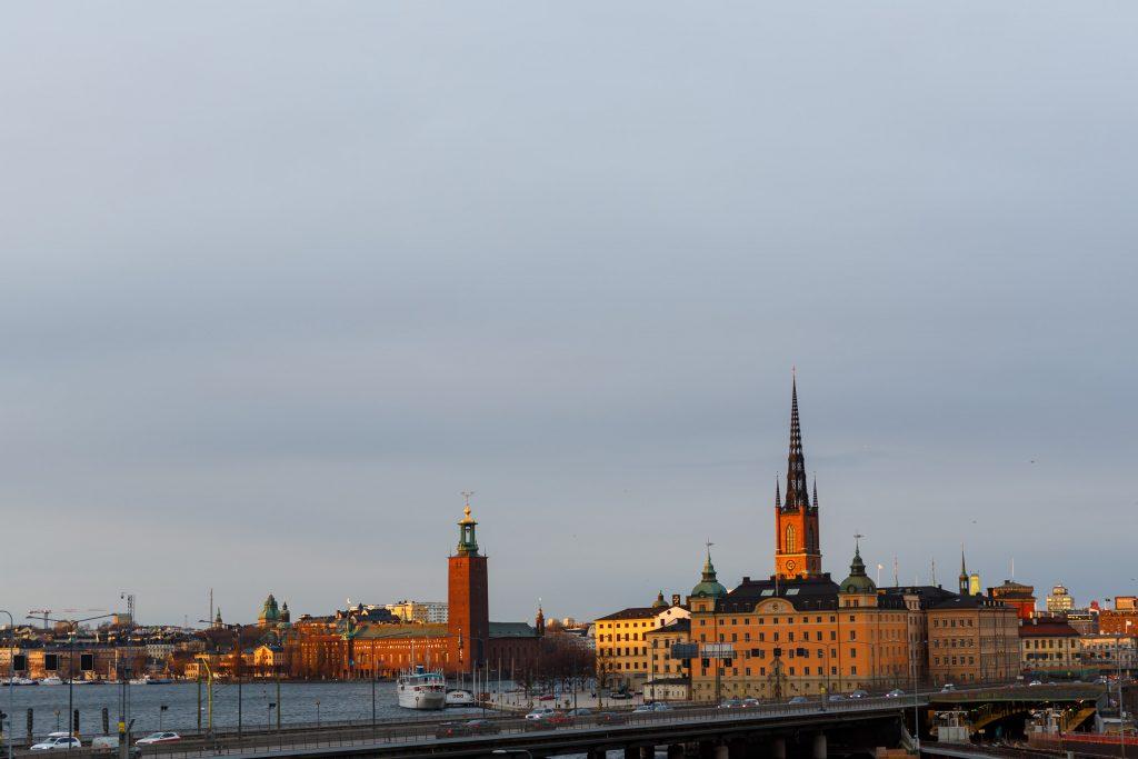 2017-01-07 - PhotoWalk - Stadshuset och Riddarholmen