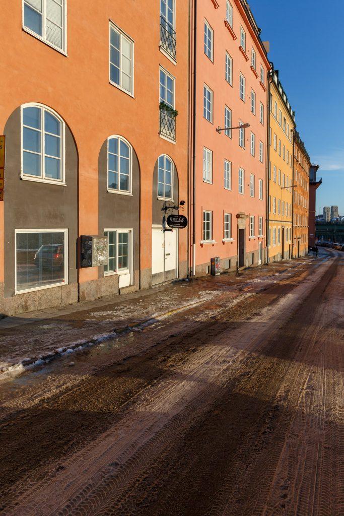 Norrbackagatan, Birkastan