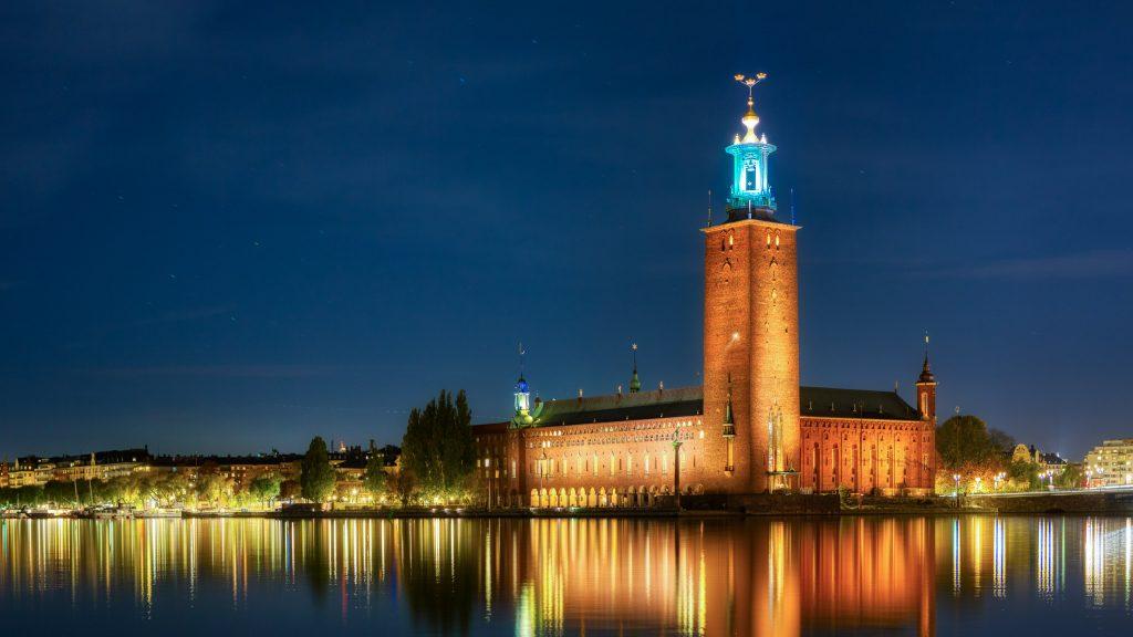 Stadshuset, Stockholms Stadshus